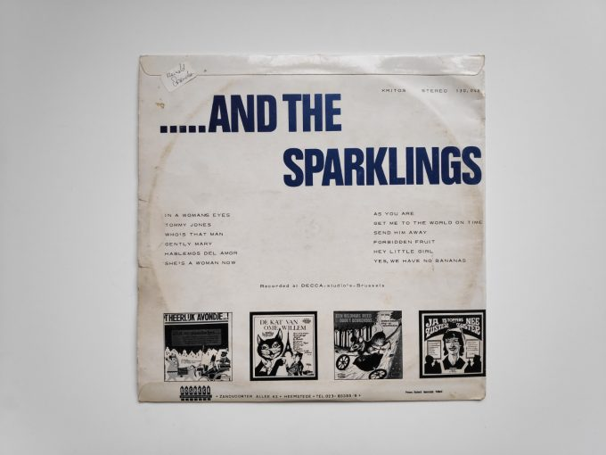... and the sparklings