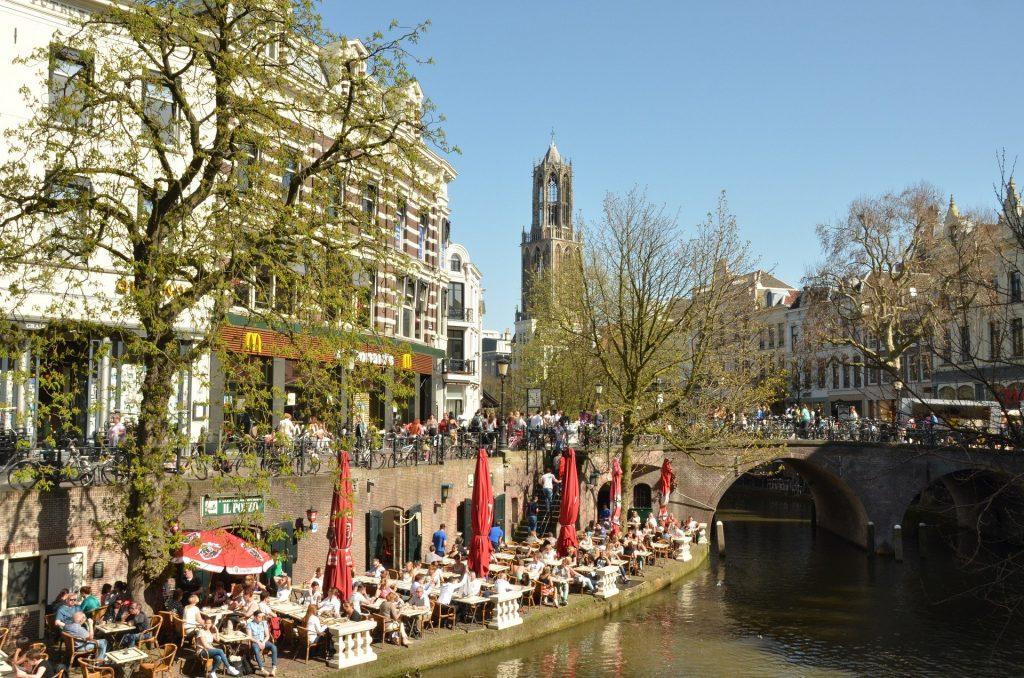 Platenzaken in Utrecht