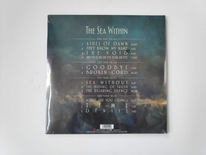 The Sea Within back
