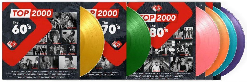 Scoor de klassiekers uit de Top 2000-lijst nu vinyl. Verzamel ze allemaal.